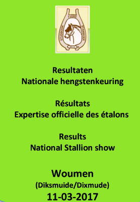 Results Woumen 2017
